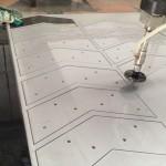 Waterjet Cutting Melbourne aluminium material