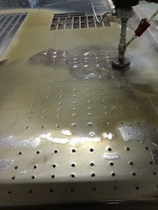 Melbourne profile waterjet cutting services